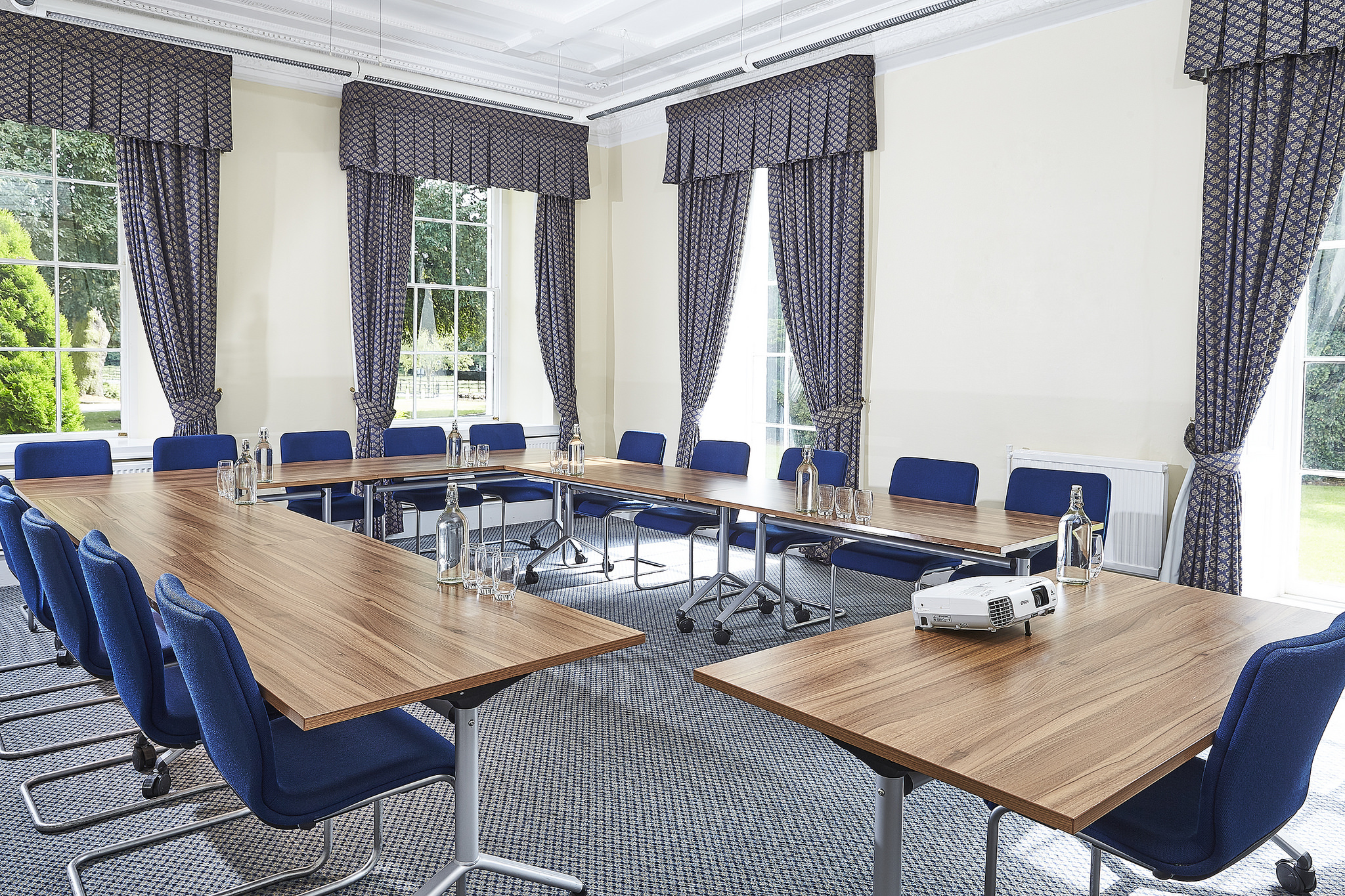 small meeting rooms nottingham