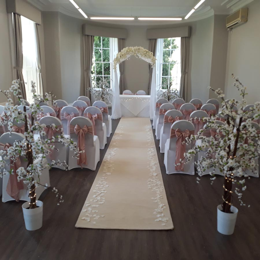 small wedding venues in Nottingham