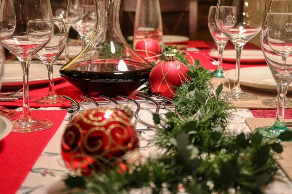 Private Dining Christmas Nottingham