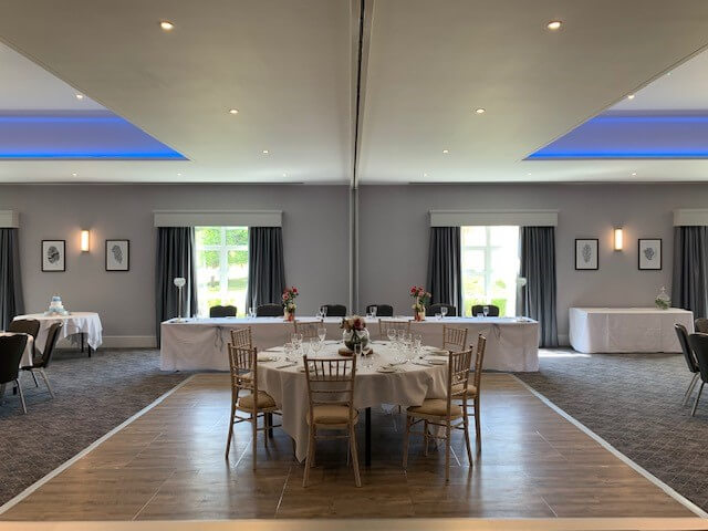 wedding venue nottingham with catering