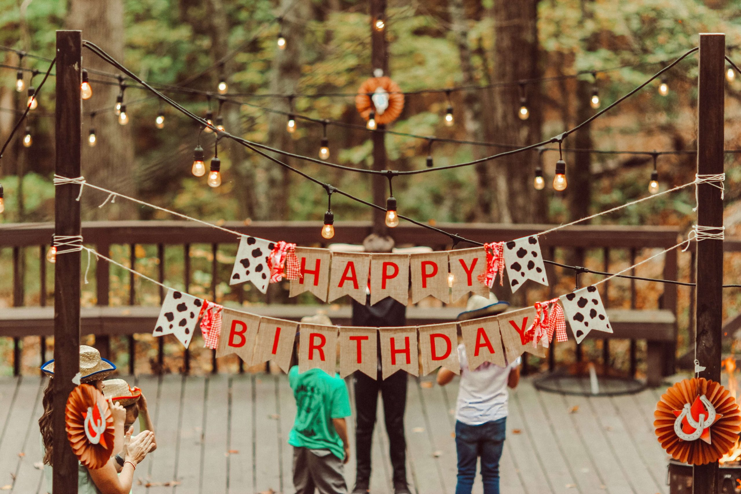 outdoor birthday party ideas conclusion