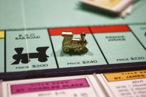 How to Celebrate a 50th Birthday Without a Party monopoly
