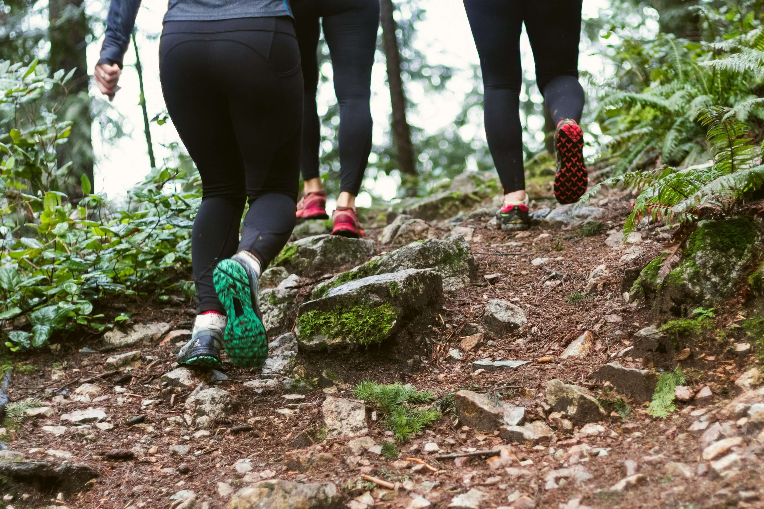 outdoor hen party ideas hiking