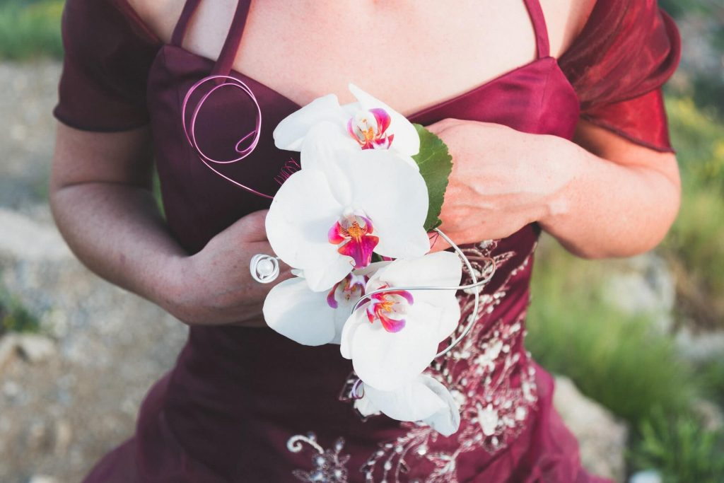 most popular flowers for weddings orchid