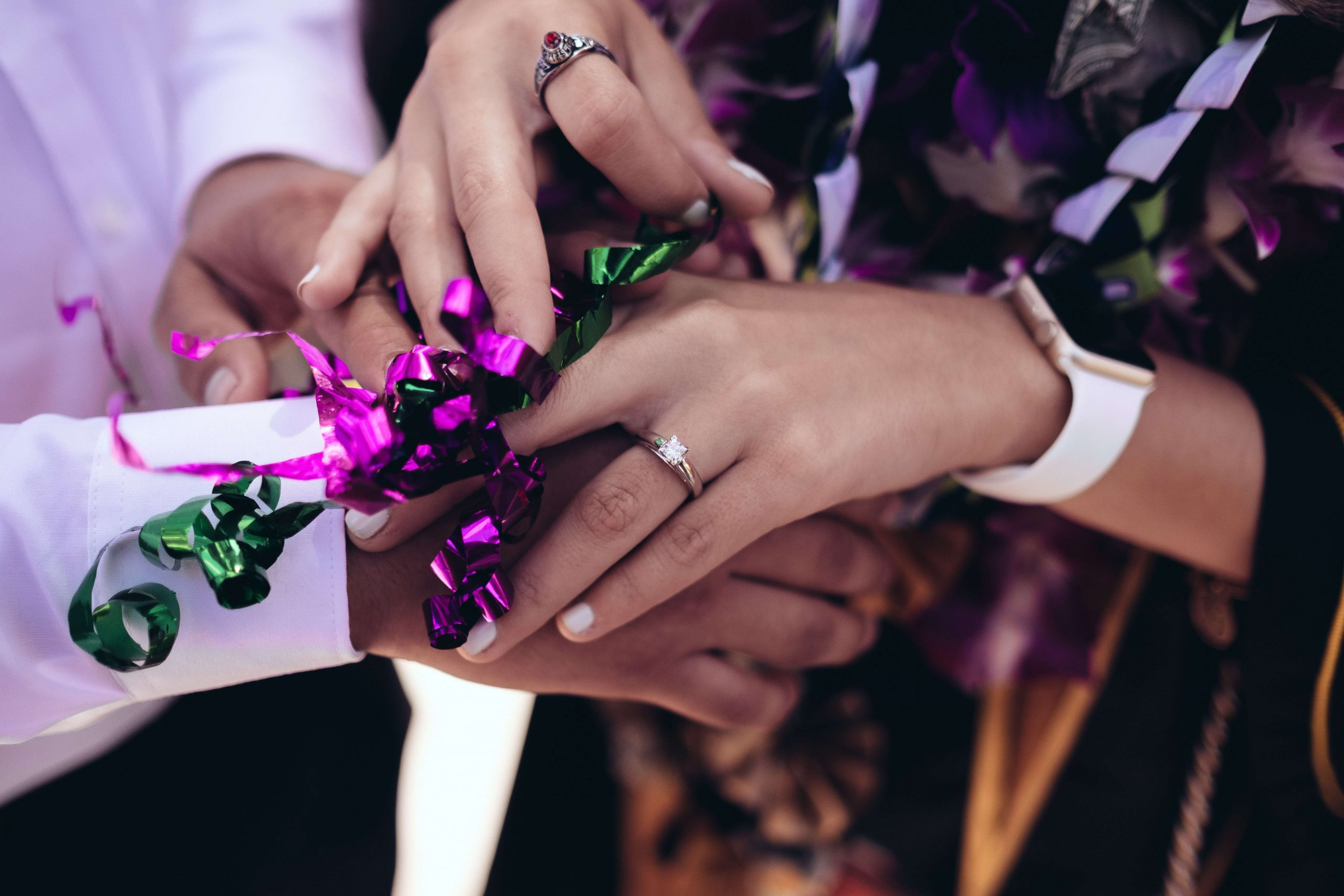 planning an engagement party